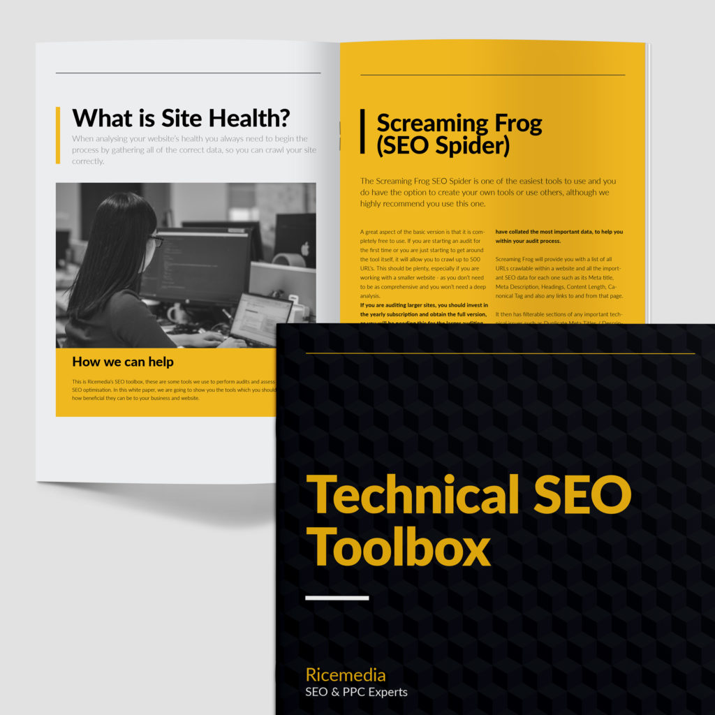 Technical SEO Toolbox - Downloadable Guide